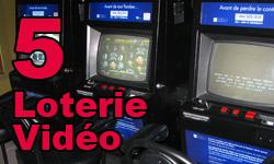 Salon de Billard Hériot - Loterie vidéo