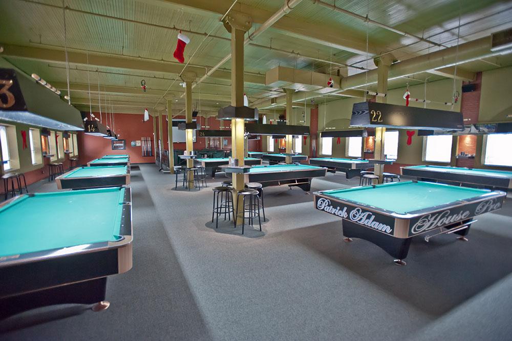 Salon de Billard Drummondville